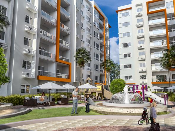 Torre en la avenida independencia Santo Domingo zona centrica metropolitana por Corpbanck Inmobiliaria