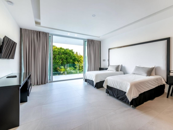 Lujosa villa en punta cana casa con piscina restaurante casa club resort bavaro